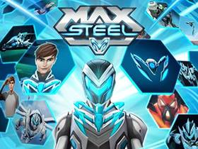 Picture of a TV show: Max Steel