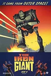 Picture of a movie: The Iron Giant