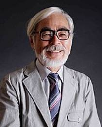 Picture of an author: Hayao Miyazaki