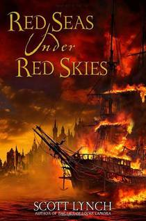 Picture of a book: Red Seas Under Red Skies
