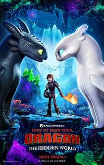Picture of a movie: How To Train Your Dragon: The Hidden World