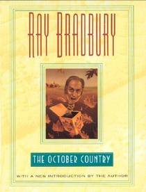Picture of a book: The October Country