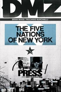 Picture of a book: DMZ, Vol. 12: The Five Nations of New York
