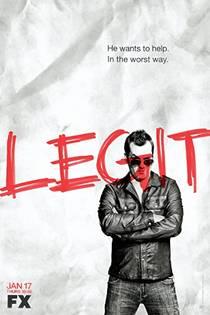 Picture of a TV show: Legit