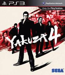 Picture of a game: Yakuza 4