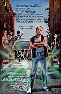 Picture of a movie: Repo Man