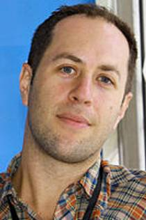 Picture of an author: Adam Mansbach