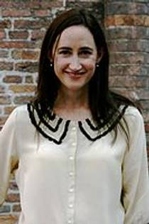Picture of an author: Sophie Kinsella