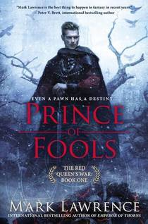 Picture of a book: Prince Of Fools