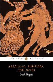 Picture of a book: Greek Tragedy