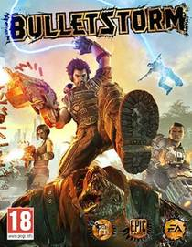 Picture of a game: Bulletstorm
