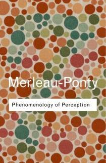 Picture of a book: Phenomenology Of Perception