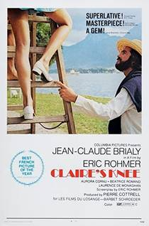 Picture of a movie: Le Genou De Claire