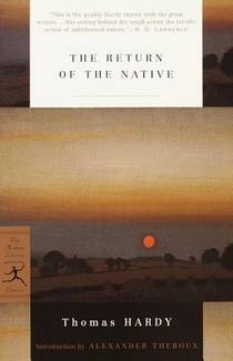 Picture of a book: The Return Of The Native