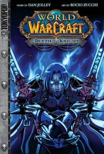 Picture of a book: Warcraft: Death Knight