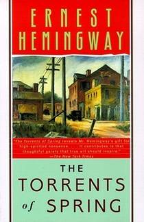 Picture of a book: The Torrents Of Spring