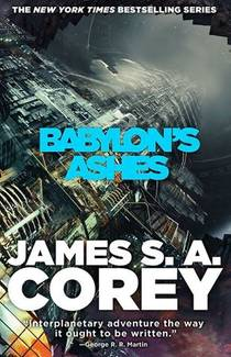 Picture of a book: Babylon's Ashes
