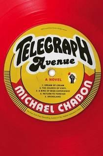 Picture of a book: Telegraph Avenue
