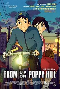Picture of a movie: From Up On Poppy Hill