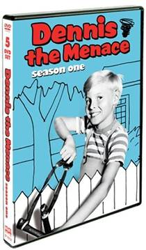 Picture of a TV show: Dennis The Menace
