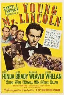 Picture of a movie: Young Mr. Lincoln