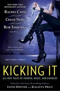 Picture of a book: Kicking It