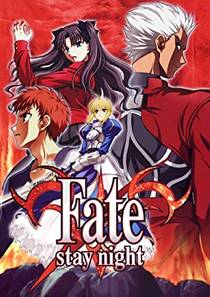 Picture of a TV show: Fate/stay Night