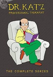 Picture of a TV show: Dr. Katz, Professional Therapist