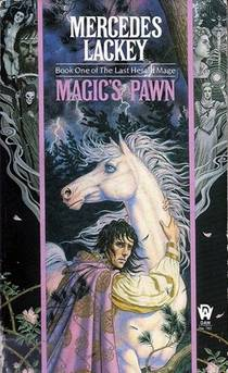 Picture of a book: Magic's Pawn