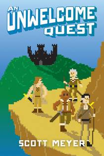Picture of a book: An Unwelcome Quest