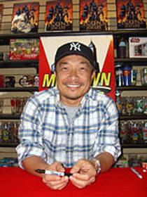 Picture of an author: Jim Lee