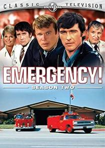 Picture of a TV show: Emergency!