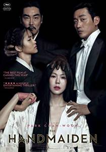 Picture of a movie: The Handmaiden