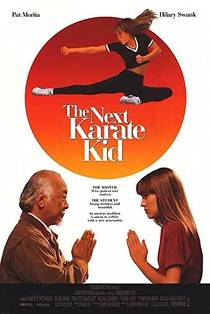 Picture of a movie: The Next Karate Kid