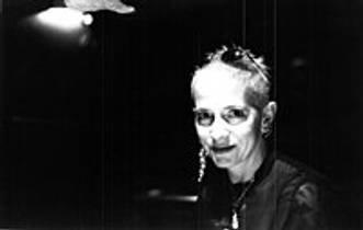 Picture of an author: Kathy Acker