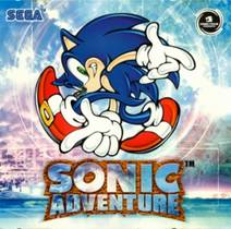 Picture of a game: Sonic Adventure