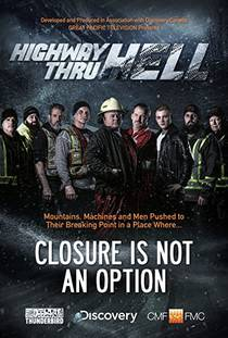 Picture of a TV show: Highway Thru Hell