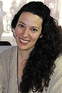 Picture of an author: Elisa Albert