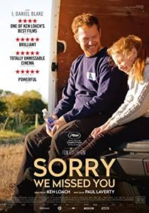 Picture of a movie: Sorry We Missed You