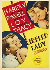 Picture of a movie: Libeled Lady