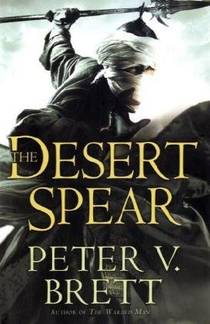 Picture of a book: The Desert Spear