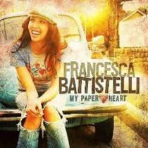 Picture of a band or musician: Francesca Battistelli