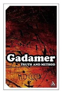 Picture of a book: Truth And Method