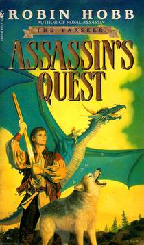 Picture of a book: Assassin's Quest