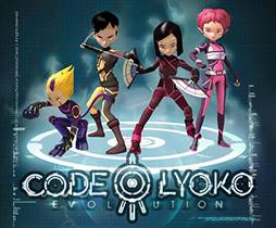 Picture of a TV show: Code Lyoko Evolution