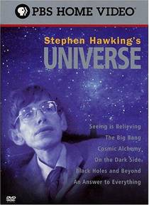 Picture of a TV show: Stephen Hawking's Universe