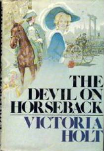 Picture of a book: The Devil On Horseback