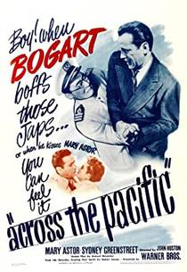 Picture of a movie: Across The Pacific