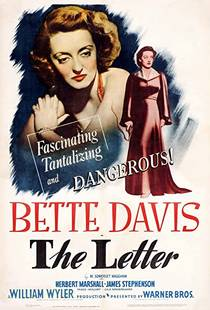 Picture of a movie: The Letter