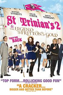 Picture of a movie: St Trinian's 2: The Legend Of Fritton's Gold